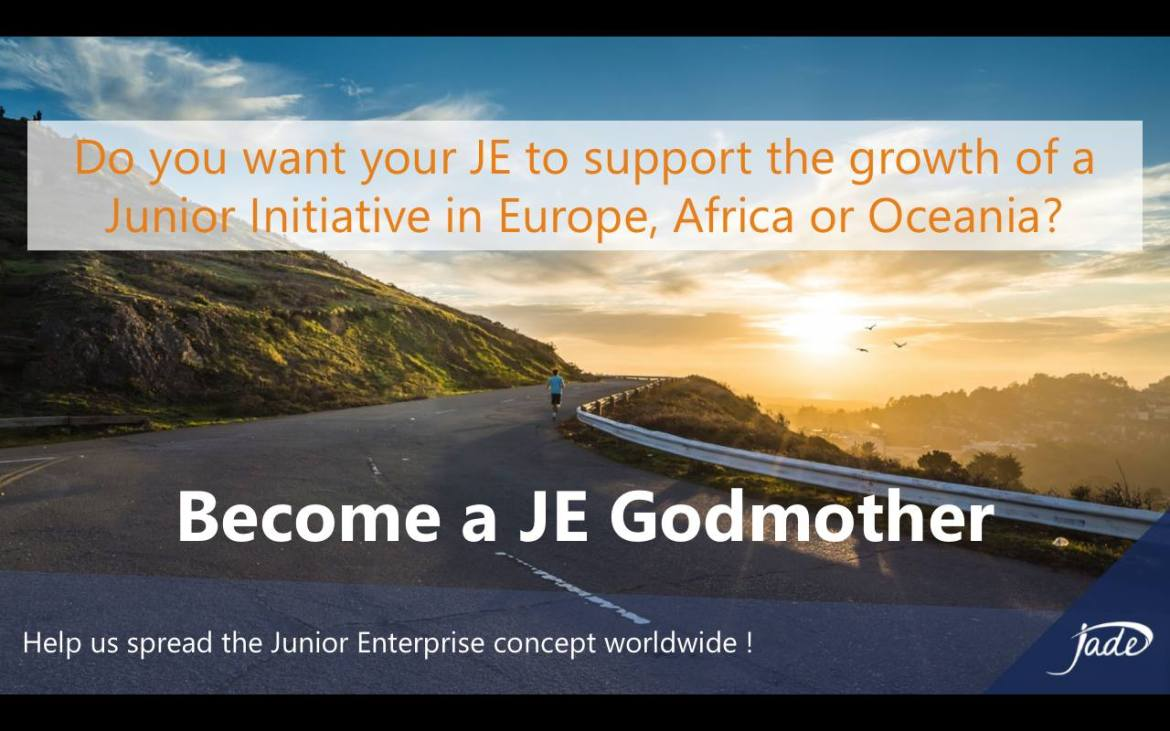 Become a JE Godmother