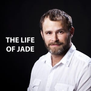 The Life of Jade Podcast art
