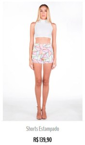 short_estampado