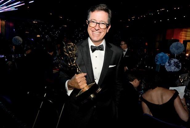 69ª edição do Emmy Awards terá Stephen Colbert como host