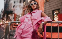 Jade Seba NYFW 2017 Look