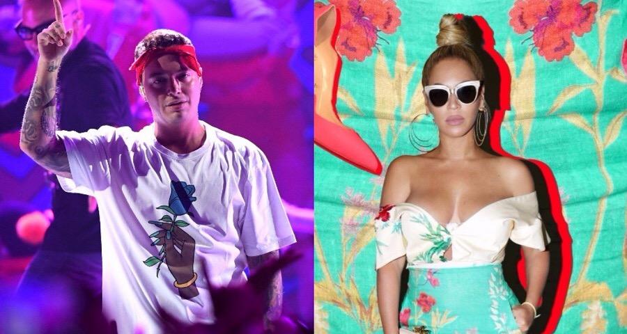 """Beyoncé topou fazer parte do remix de """"Mi Gente"""", de J. Balvin, por causa de sua filha, Blue Ivy!"""