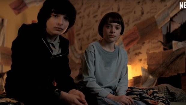 Último trailer divulgado pela Netflix antes do lançamento da segunda temporada de Stranger Things