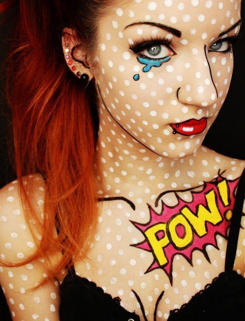 Como Fazer Maquiagem Para Halloween! 10 visuais para você se inspirar