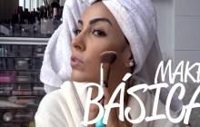 Tutorial de Maquiagem: Make básica para o dia a dia | Jade Seba