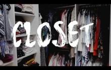 quer arrumar seu closet veja como organizar suas roupas