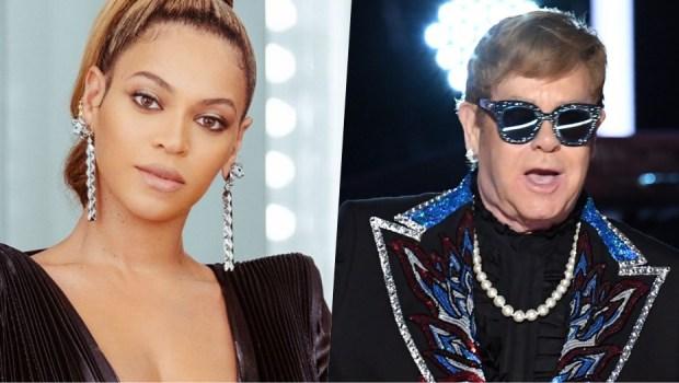 Beyoncé e Elton John podem cantar juntos na trilha sonora de O Rei Leão
