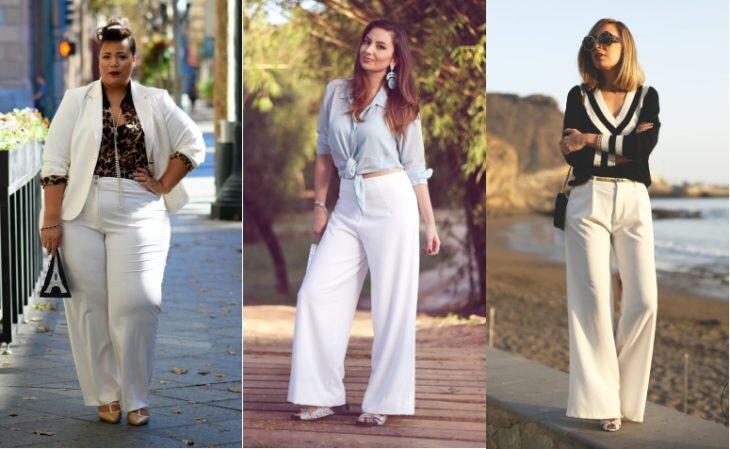 Pantalona Como incluir essa peça atemporal em seus looks