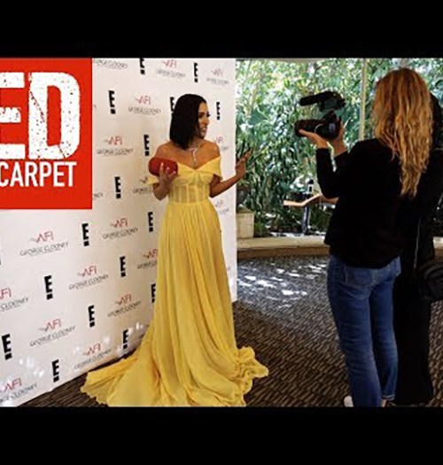 VLOG FUI PRO RED CARPET EM HOLLYWOOD