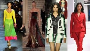 Semana da Moda de Nova York: Neon, Ternos, Sport Chic e Maximalismo!