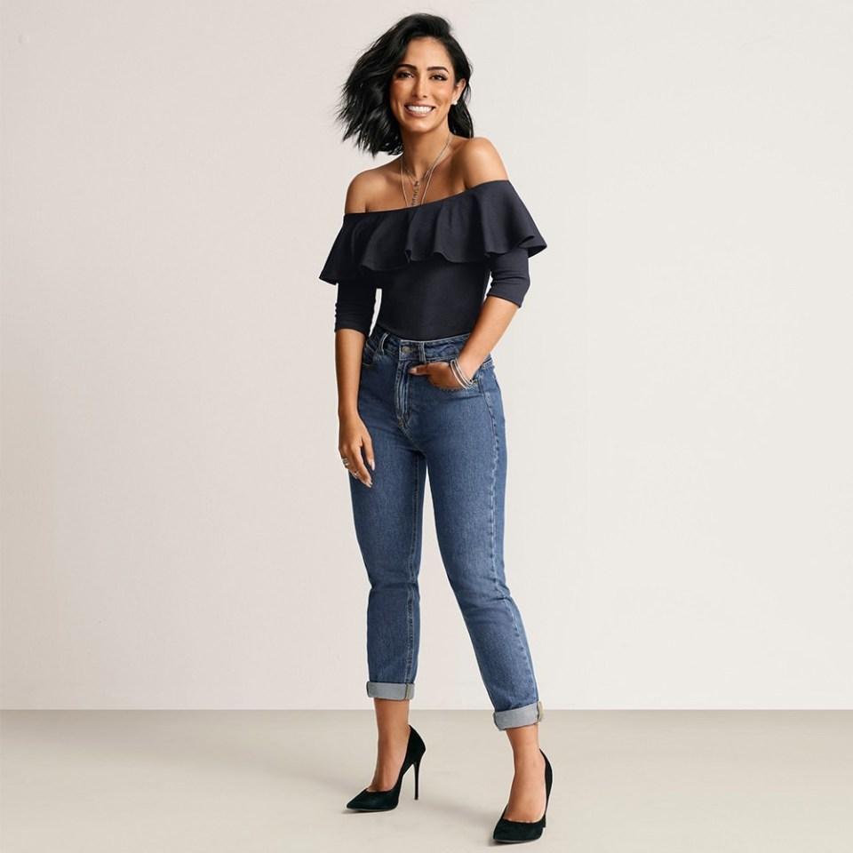Calça de cintura alta: Descubra qual modelo combina mais com seu corpo!