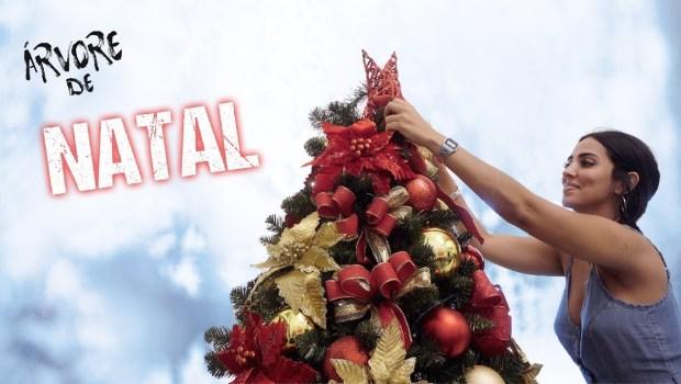 DECORAÇÃO: Árvore de Natal GIGANTE!
