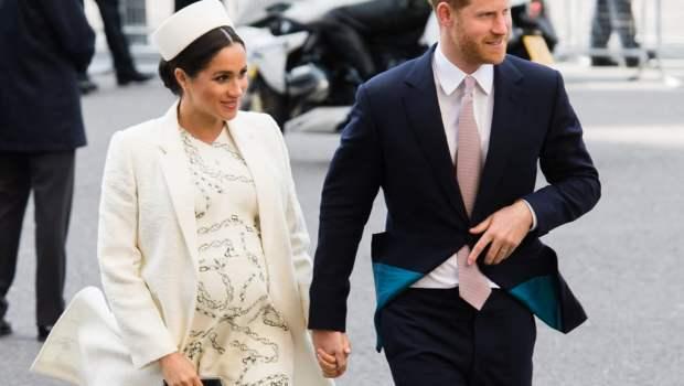 É um menino! Meghan Markle e príncipe Harry anunciam a chegada do bebê real