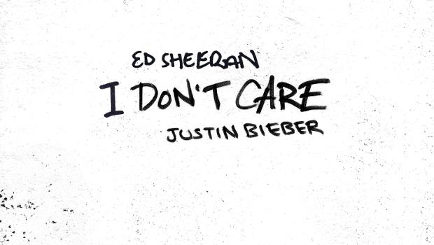 Ed Sheeran e Justin Bieber revelam a esperada I Don't Care - Jade Seba