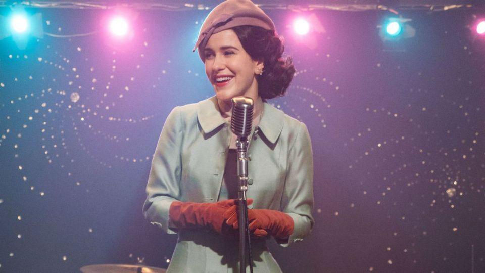 THE MARVELOUS MRS. MAISEL indicada ao emmy 2019 como série de comédia