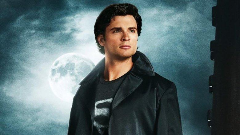 Smallville: Tom Welling volta ao papel de Superman em crossover da DC 3