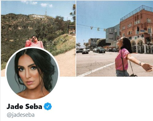 Twitter @jadeseba