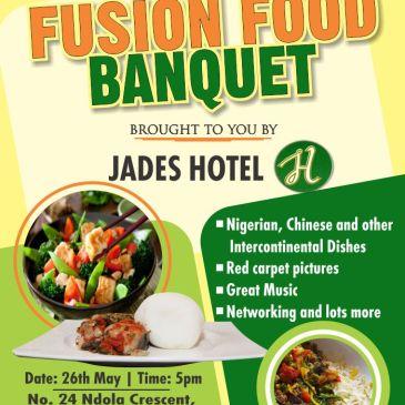 Fusion Food Banquet