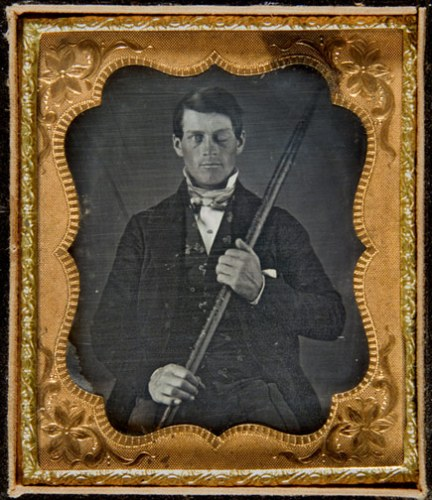 Portrait of Phineas Gage