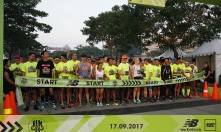 [RACE REVIEW] : NB RUN ON INDONESIA 2017