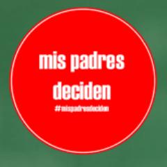 "Logo plataforma  ""Mis Padres Deciden"""
