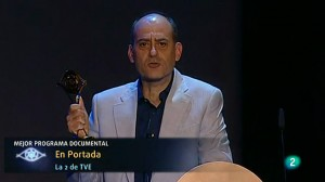 Mejor Programa Documental - En Portada - la 2 de TVE