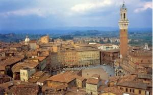 Siena, Piazza di Palio