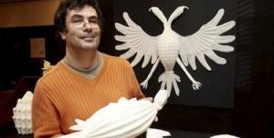 Joan Sallas rescata un arte antiguo