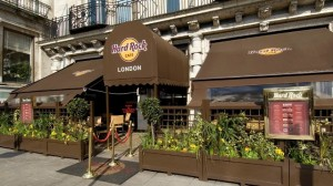 Hard Rock Cafe. 150, Old Park Lane, London