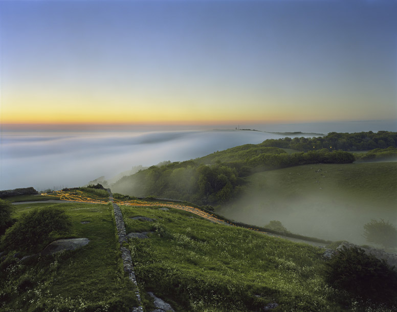 """Sea of Fog"" -Andrew Moore"