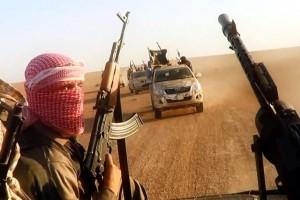 Convoy del Estado Islámico