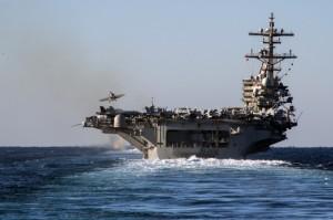 Portaaviones USS George H.W. Bush