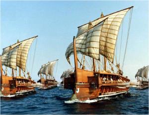 Hegemonía marítima de Roma