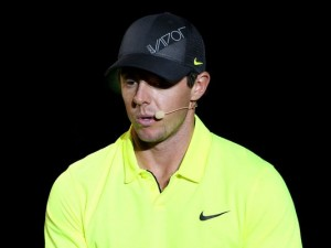 Rory McIlroy by Nike