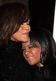 Whitney Houston & Bobbi Kristina Brown