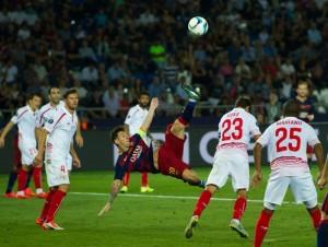 Supercopa, más de 5 millones de espectadores televisivos en Esapaña