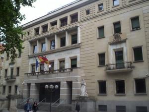 Palacio de Justicia, Bilbao