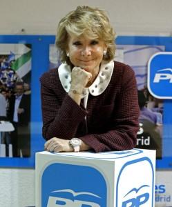 Ganó en Madrid con 564.154 insuficientes votos