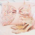 The Girliest Shopping Haul with Glitter Heels