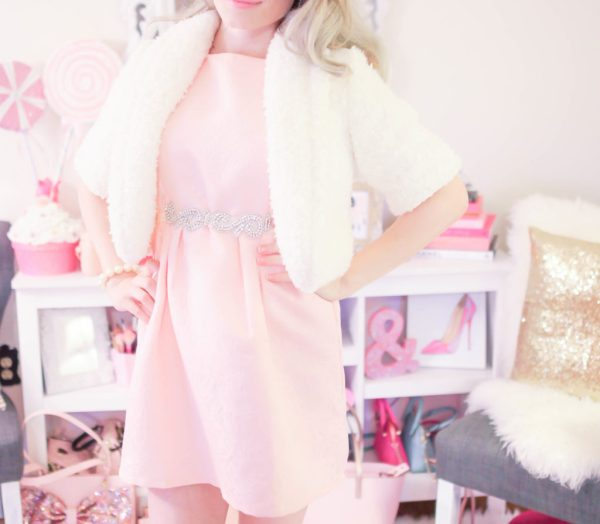 How To Wear Your Faux Fur Femininely Part 1