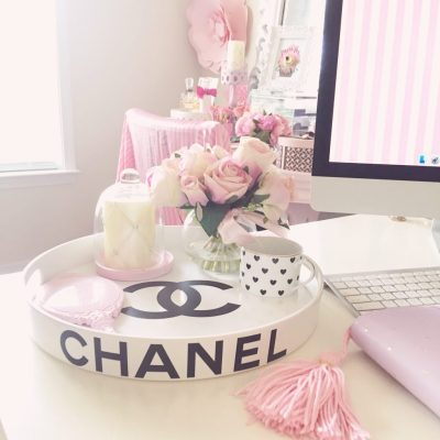 New Home & New Decor // Girly Home Decor Update
