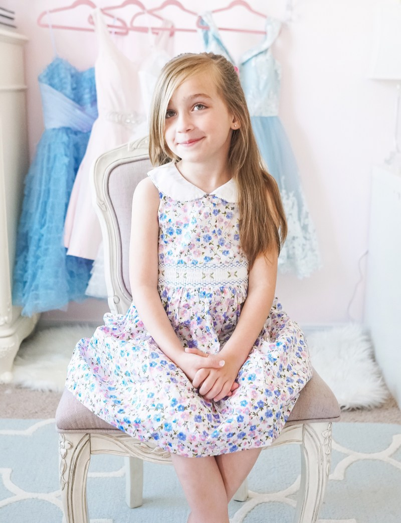 Chloe's Hunt For The Perfect Easter Dress