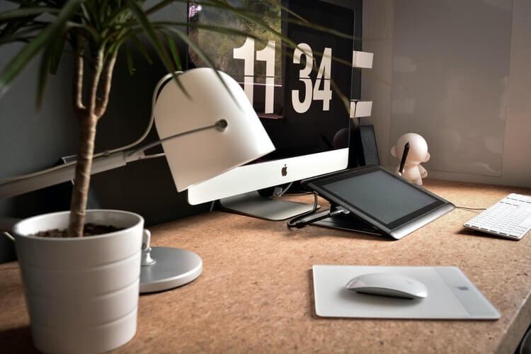 Porte document ergonomique