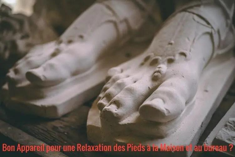 Renpho Massage Pied Avis