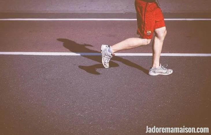 chaussure running coureur lourd