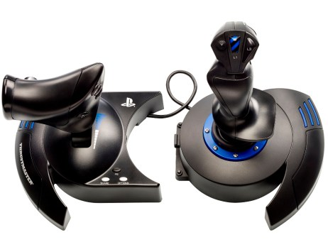 Thrustmaster Announced First Stick For PS4 & War Thunder