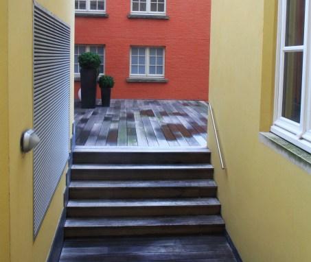 Hotel Casselbergh Brugge – Terras