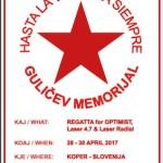 Guličev memorial 2017