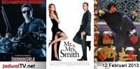 Jadwal Film dan Sepakbola 12 Februari 2013
