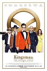 Kingsman:The Golden Circle (2017)